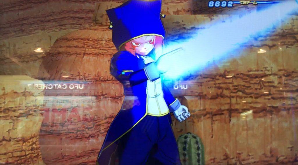 PJS-21 魔神サルサ 超スラッシュ