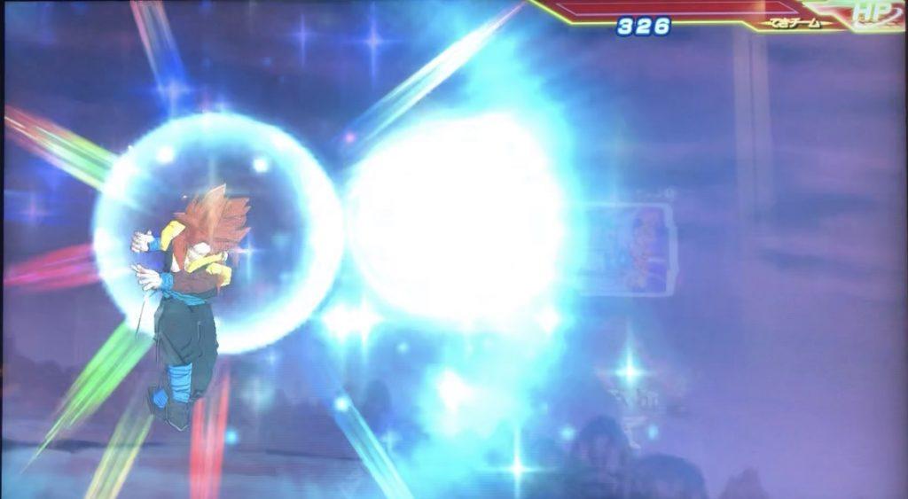 ゴジータ:ゼノのソウルブレイカー